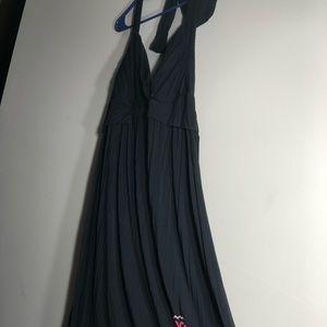 Torrid size 2 halter dress